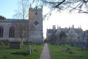 Church and school, Alderley