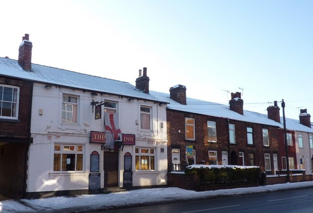The New Inn, Chatsworth Road