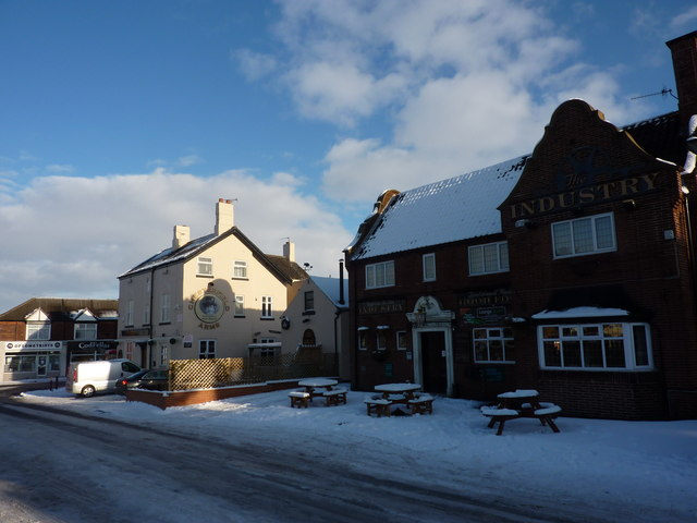 The Industry and the Chesterfield Arms