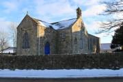 St. Serf's church, Ballingry