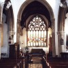 Interior of  St. Peter and St. Paul, Fenstanton, Cambs