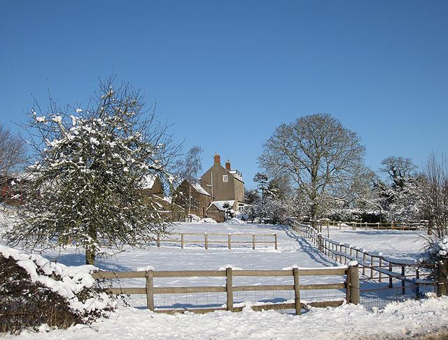 Rock Farm,  January 2010