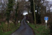 Leweston bridge and Claybogs Lane