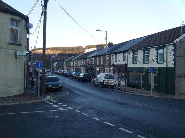Ceridwen street