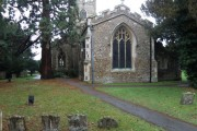All Saints, Great Barford
