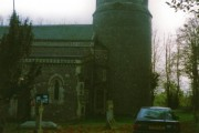 St Mary's Church, Brome