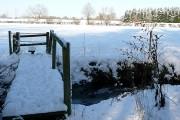 Path towards Pamber Farm