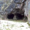 Caves set into Hipley Hill