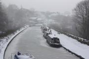 Ice Cold Bollington Midday Christmas 2009