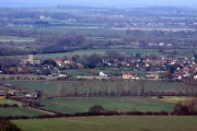 Uffington from White Horse Hill