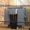 Electricity transformer at rear of Tesco supermarket, Emscote Road