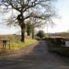 Entrance to Trychywmad Farm, New Inn