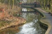Caldon Canal, Hanley Park
