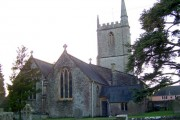 The Church of St Matthew, Wookey