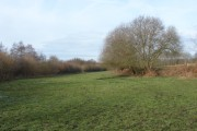 Between Knaphill and Sheets Heath