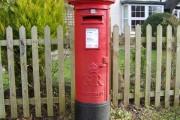 Postbox, Organford