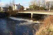 Bridge over the River Aman, Ammanford