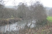 The River Mole south of Meethe