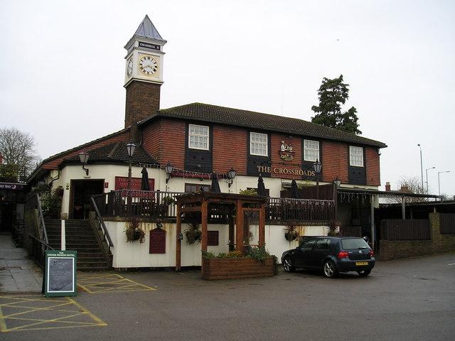 The Crossroads Pub, Weedon