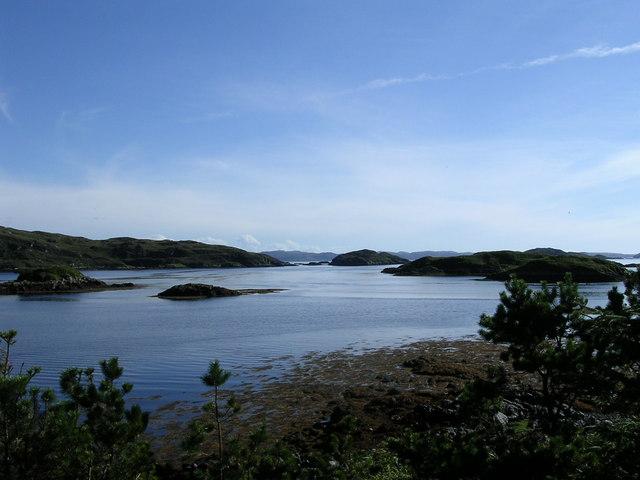 Badcall Bay