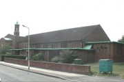 St Michael & All Angels, Bishop Ken Road, Harrow Weald
