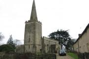 St Faith's Church, Shellingford