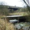 Farm bridge across River Swift, M1 J20 Lutterworth