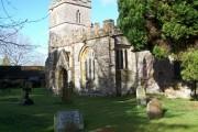 The Church of St Mary, Rimpton