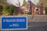 St Francis Church and Hall at Headley Down
