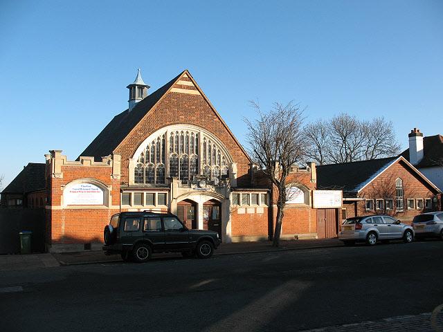 Charlton United Reformed Church