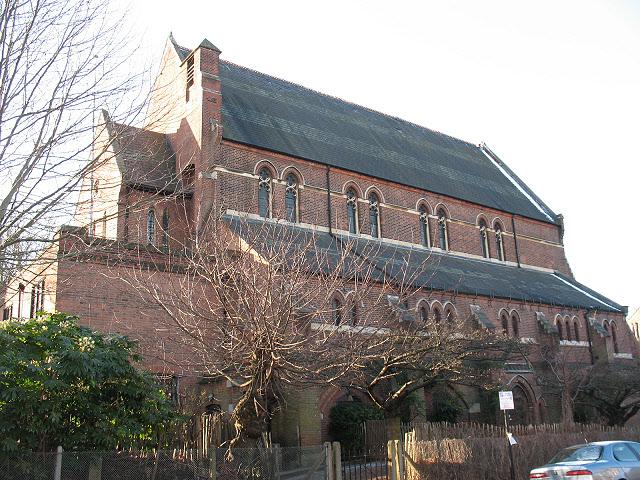 St George's church, Westcombe Park