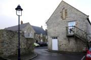 Rear of manorial complex, Seaton Holme, Easington
