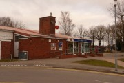 Bovington: the post office
