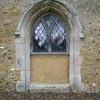 St Andrew's church - blocked west doorway