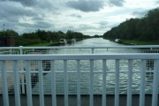 Gloucester and Sharpness Canal from Patch Bridge