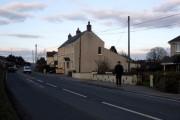 Efailwen, southern end
