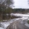 Track bridge near Stumble Wood