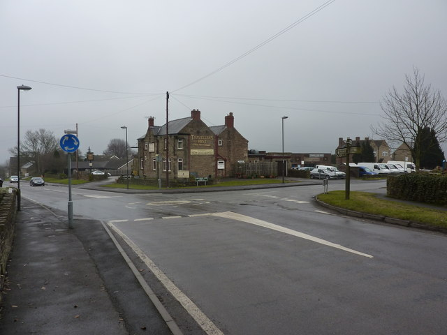 Traveller's Rest at Cartledge Lane