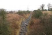 Disused Railway Lines near Bogside