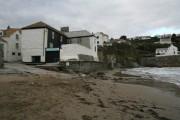 Beach front cottages, Gorran Haven