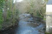 Roogagh River, Garrison