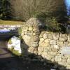 The Entrance to Kirkton Lodge