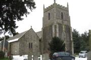 Llansilin church
