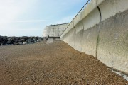 A way up from the beach, Rottingdean