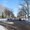 Gosport under snow - Walpole Road (1)