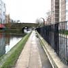 Regent's Canal:  Two Bridges