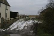 Footpath to Bolnhurst Church