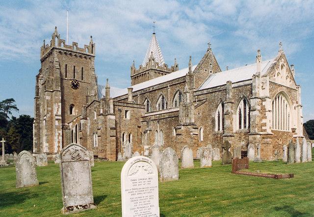 St Mary, Ottery St Mary, Devon