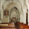 St Mary, Ottery St Mary, Devon - Aisle