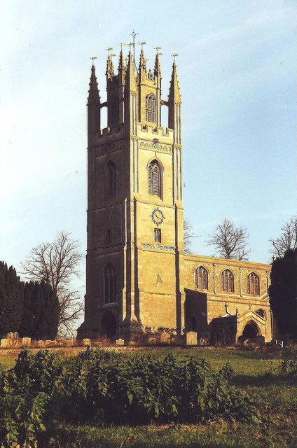 St. Peter's, Lowick, Northants.